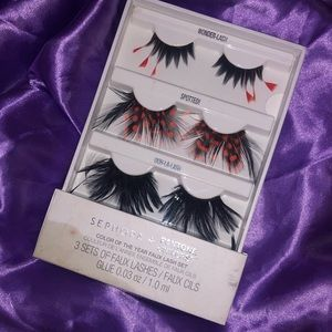 Sephora Color Of The Year Lash Set